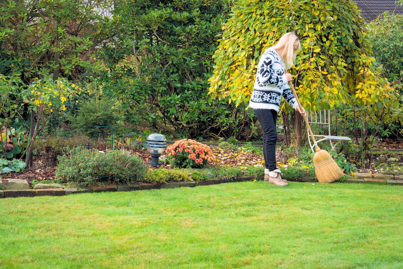 Außergewöhnlich Letzte Arbeiten im Herbstgarten: Das dürfen Sie nicht vergessen @YM_46