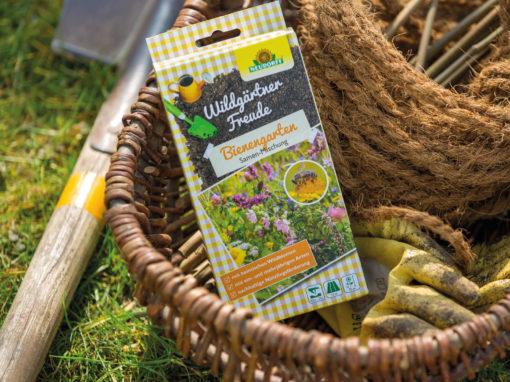 So erhalten Sie eine wunderschöne Wildblumenwiese und retten dabei Leben