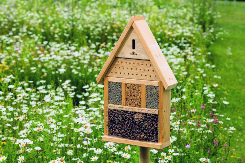 Insektenhotel für Nützlinge