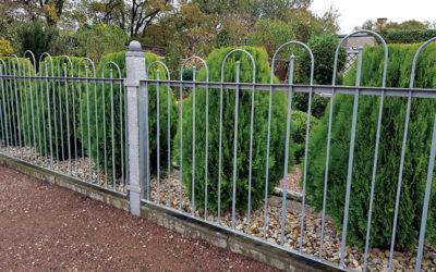 Nachhaltig Gärtnern mit Zink